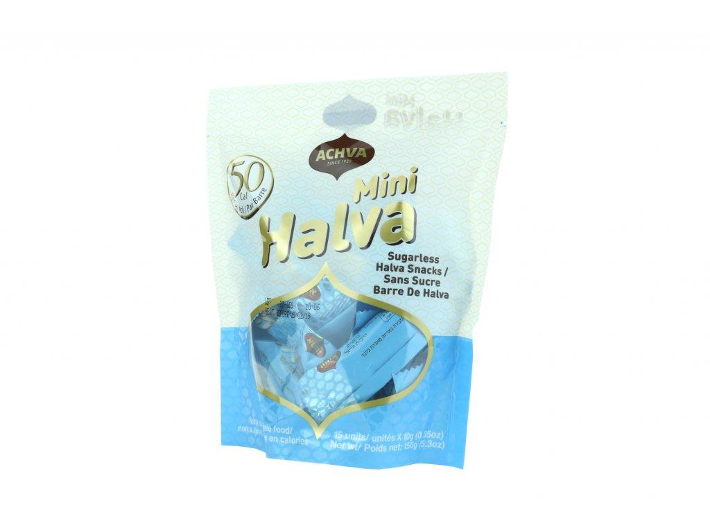Chalva Izrael mini kousky bez cukru 15x10 g