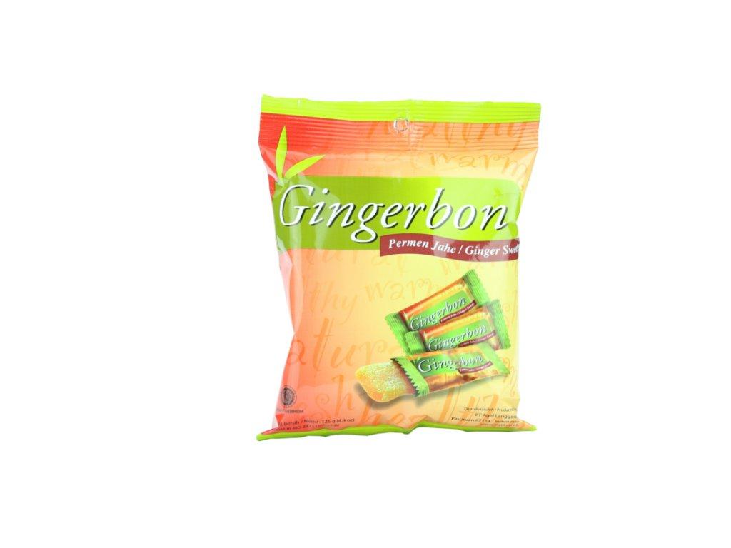 Zázvorové bonbony 125 g