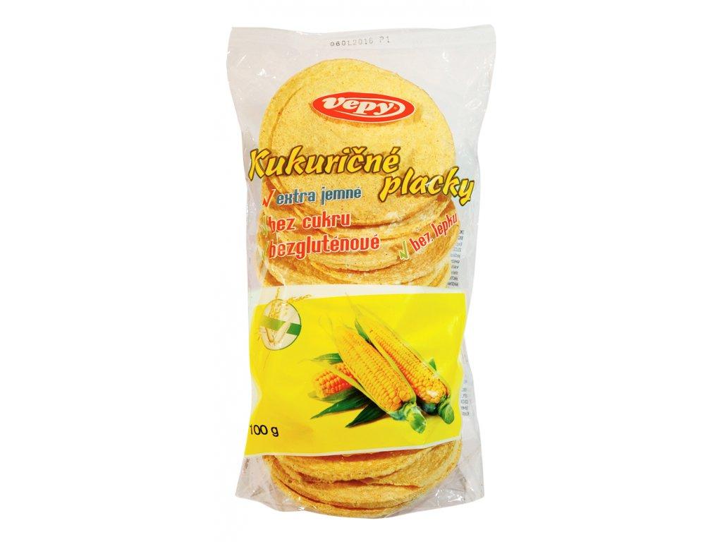 Kukuřičné placky Vepy 100 g