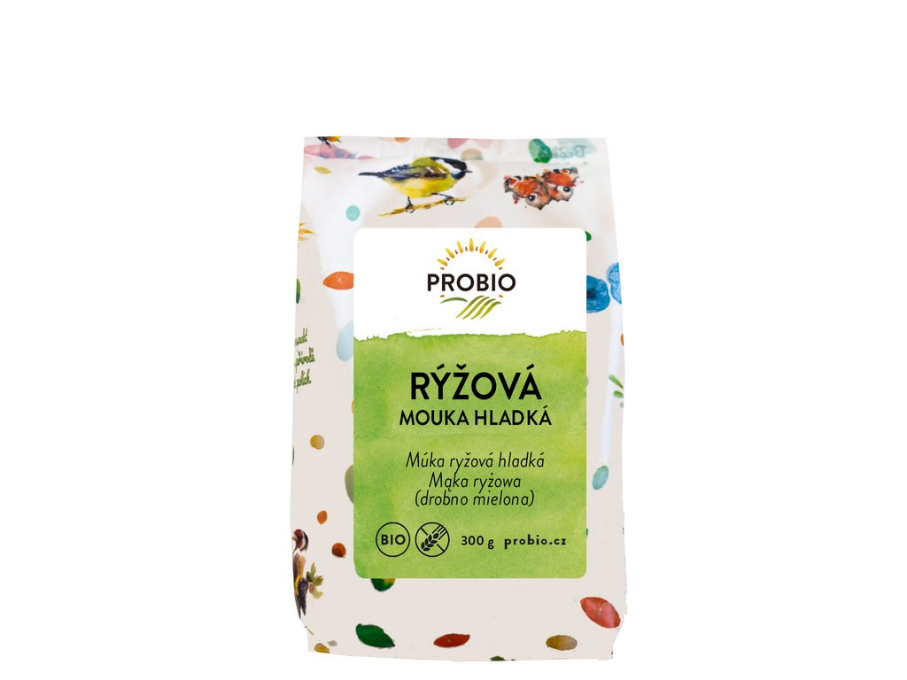 Mouka rýžová hladká PROBIO 300 g