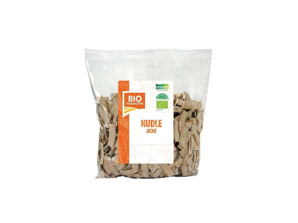 Nudle ječné celozrnné BIOHARMONIE BIO 400 g