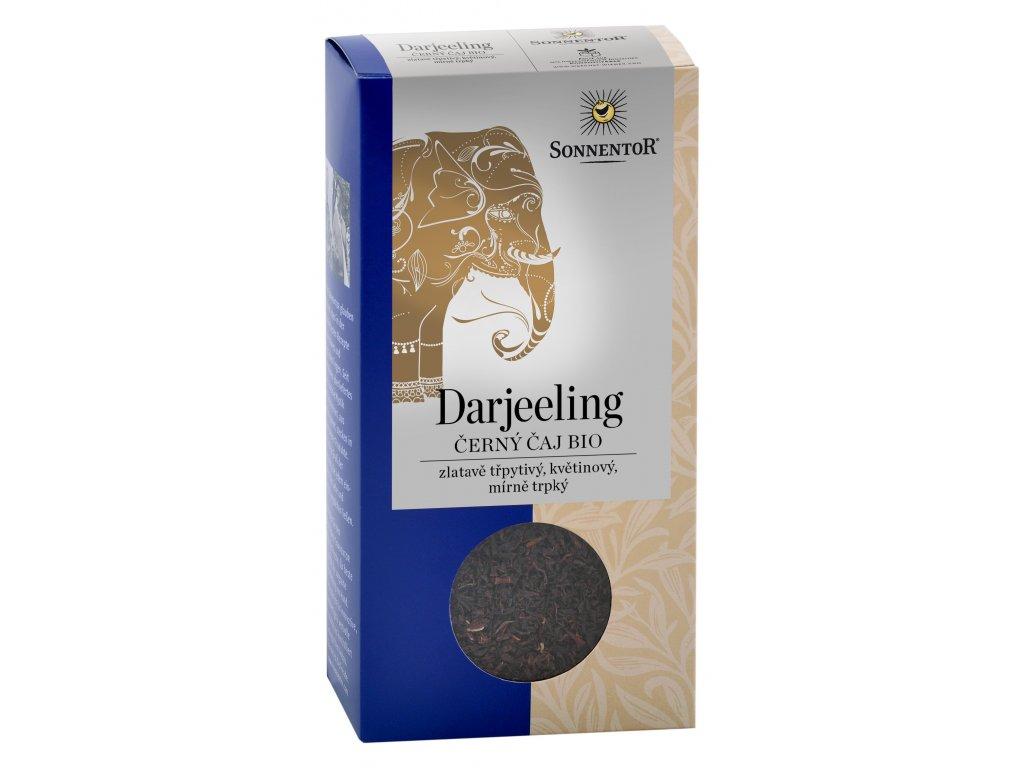 Darjeeling - černý čaj BIO 100 g SONNENTOR