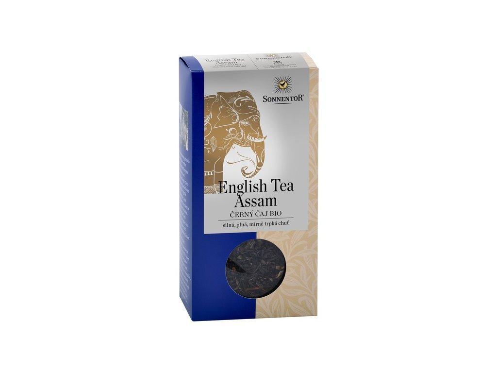English Tea Assam BIO 95 g SONNENTOR