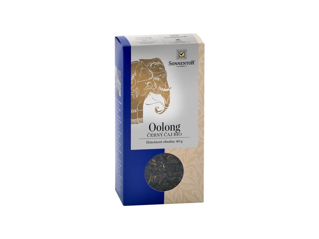 Oolong - černý čaj BIO 40 g SONNENTOR