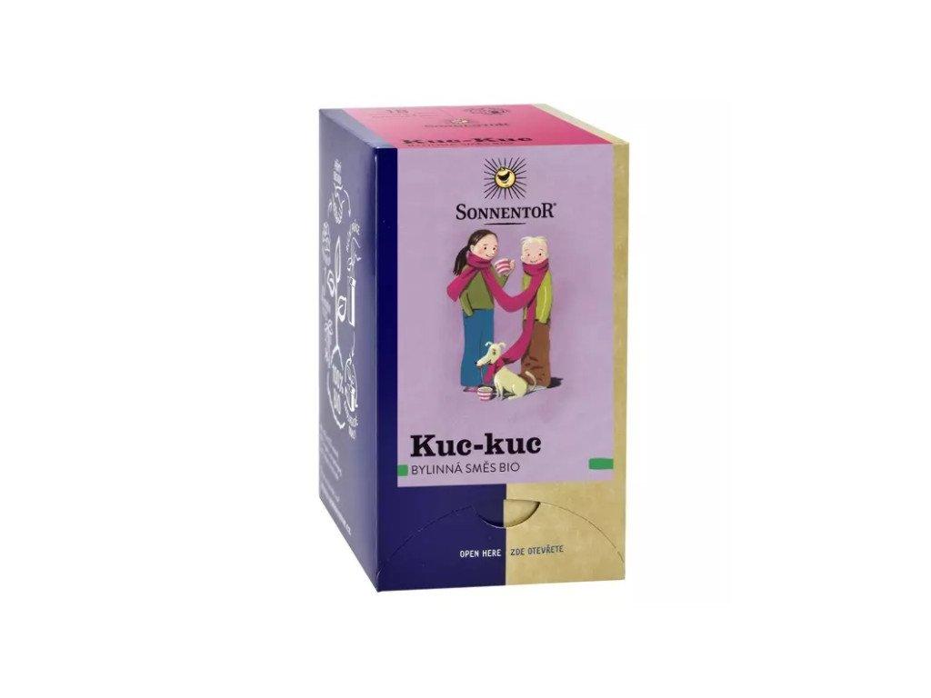 Kuc - kuc BIO 18x1,5 g SONNENTOR