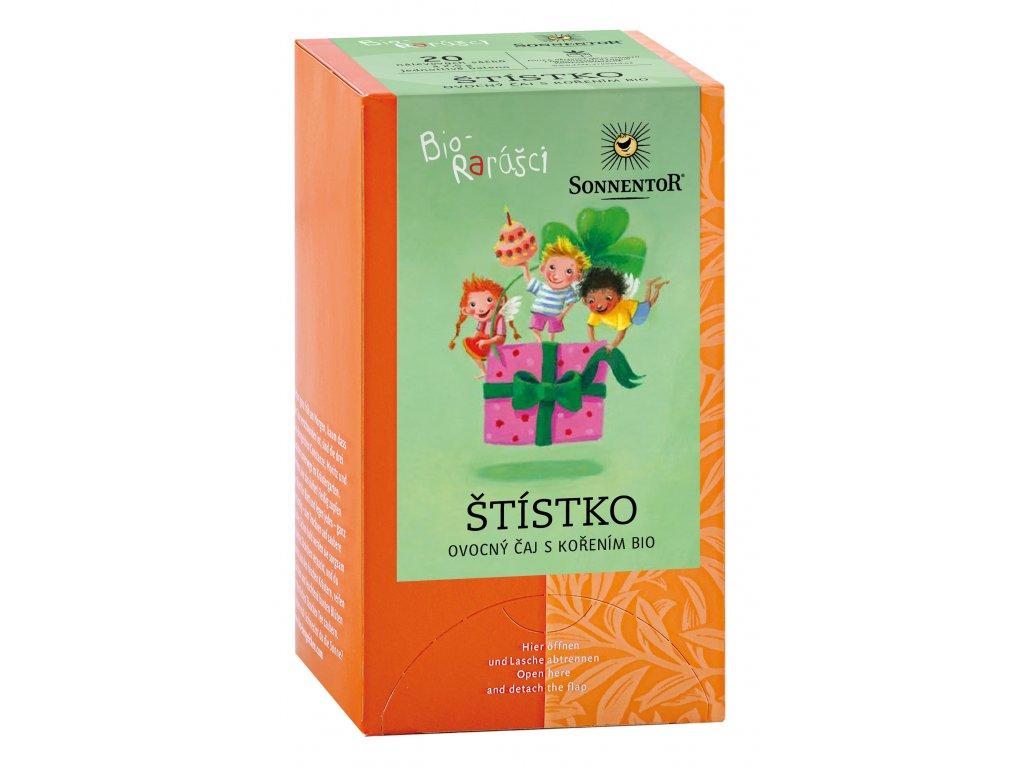 Raráškův čaj - štístko BIO 20x2,5 g SONNENTOR