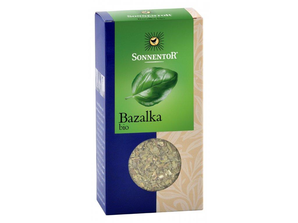 Bazalka BIO 15 g SONNENTOR
