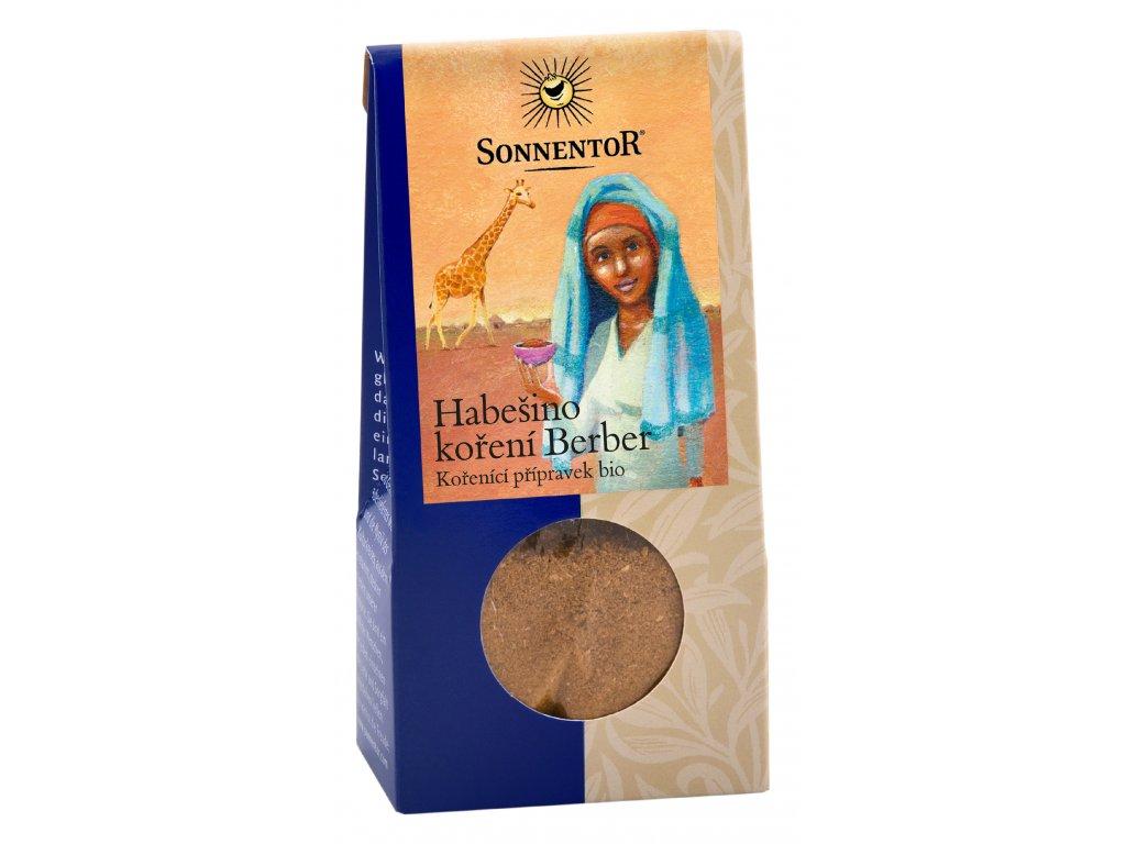 Habešino koření Berber BIO 35 g SONNENTOR