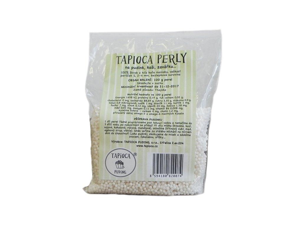 Tapioka perly 100 g