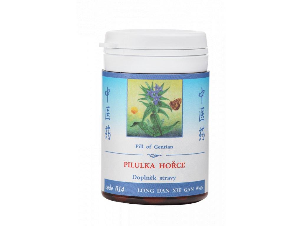 014 Pilulka hořce 100 tab. TCM Herbs