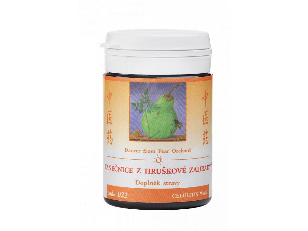 022 Tanečnice zhruškové zahrady 100 tab. TCM Herbs