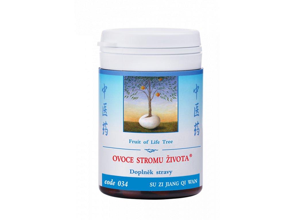 034 Ovoce stromu života 100 tab. TCM Herbs