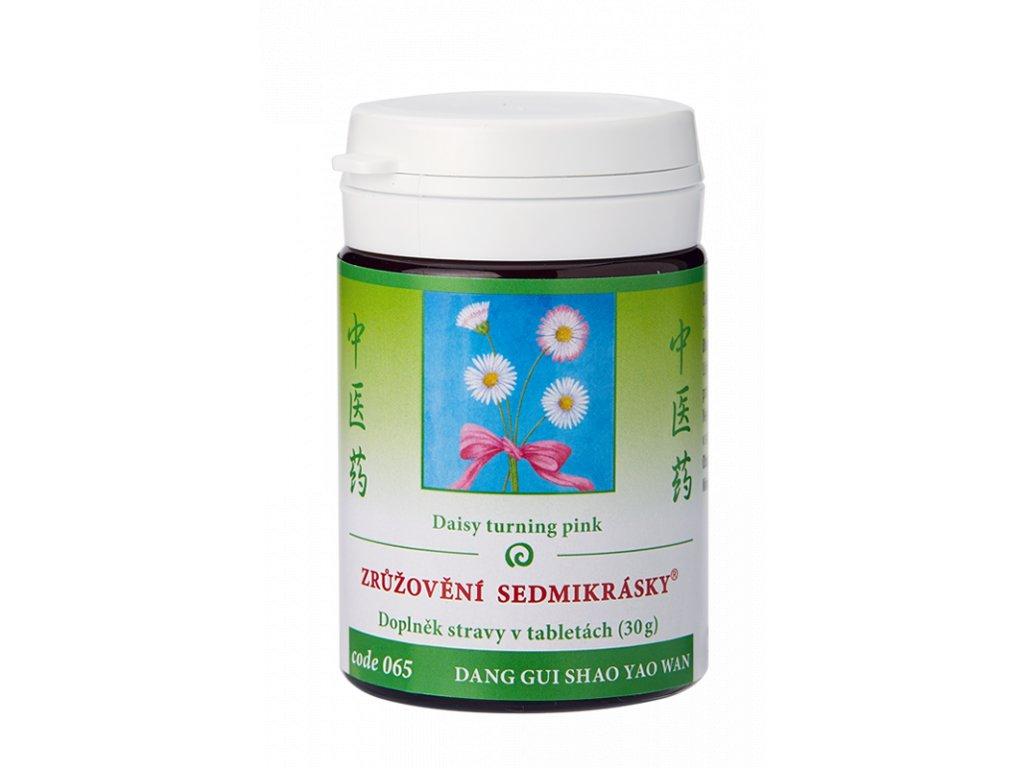 065 Zrůžovění sedmikrásky 100 tab. TCM Herbs