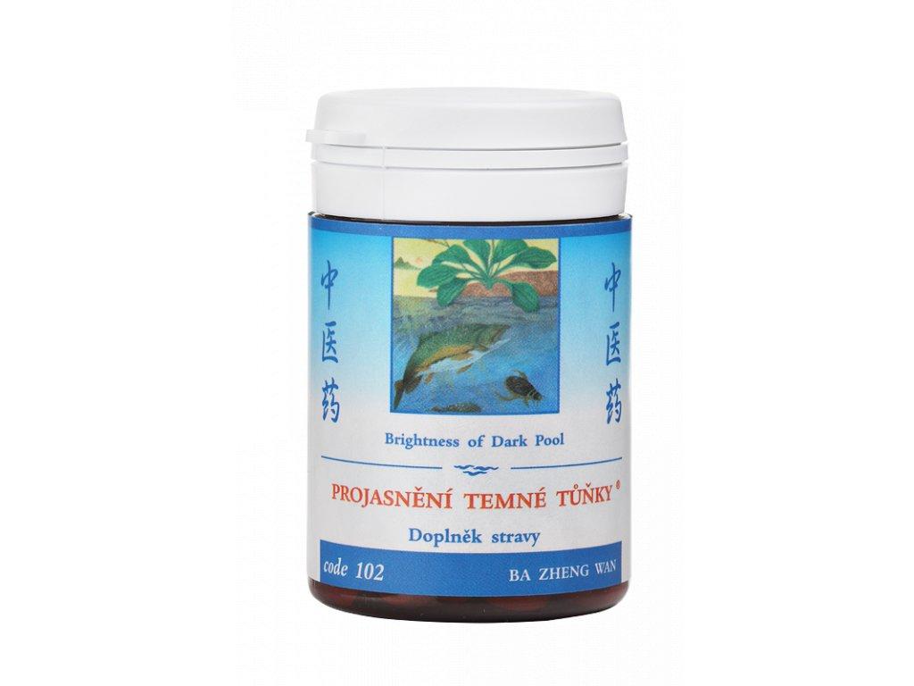 102 Projasnění temné tůňky 100 tab. TCM Herbs