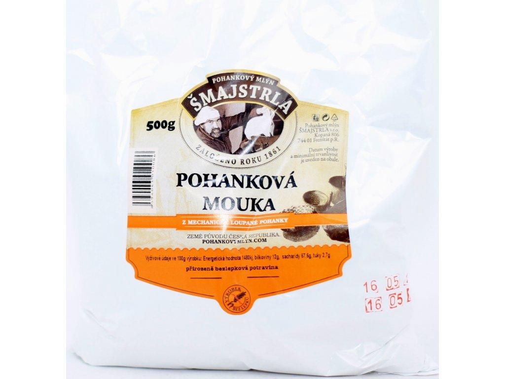 Mouka pohanková bezl. 500 g ŠMAJSTRLA