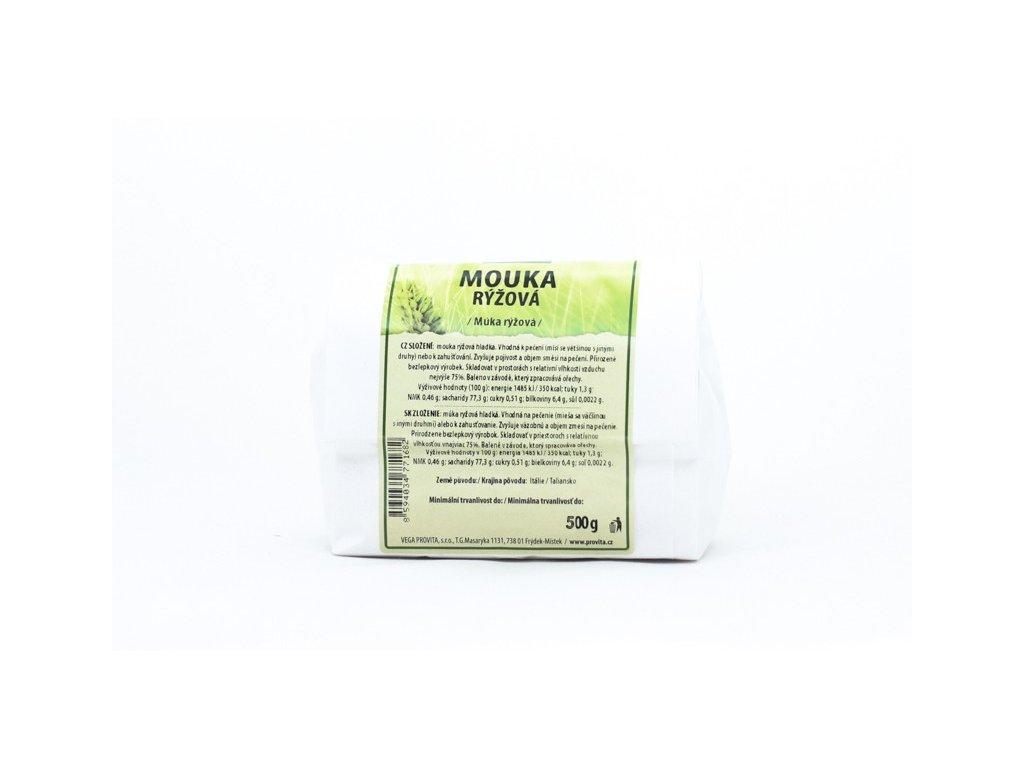 Mouka rýžová hladká 500 g PROVITA