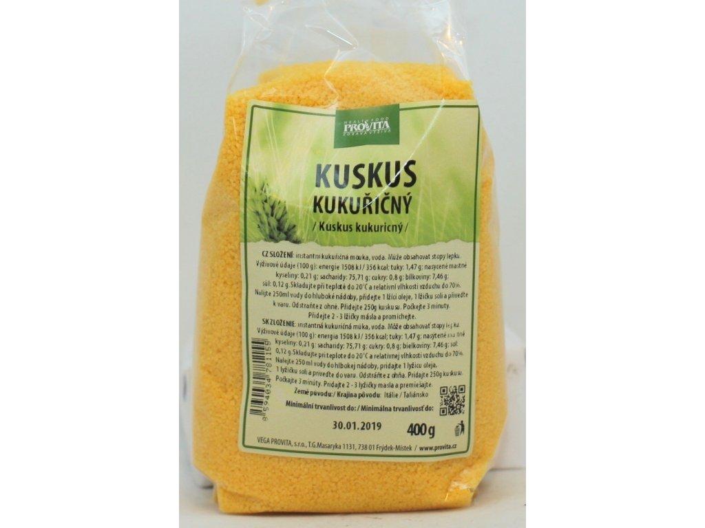 Kuskus kukuřičný 400 g PROVITA