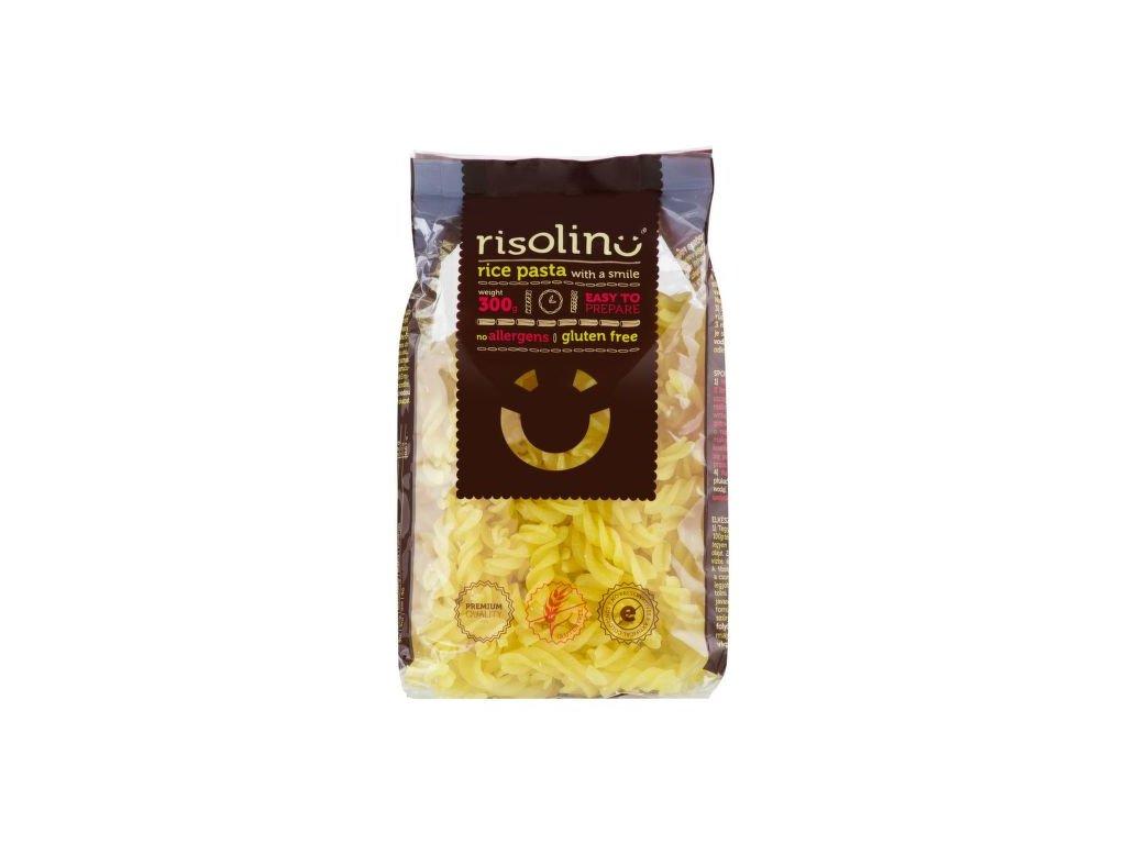 Těstoviny bezl. rýžové vřetena 300 g RISOLINI