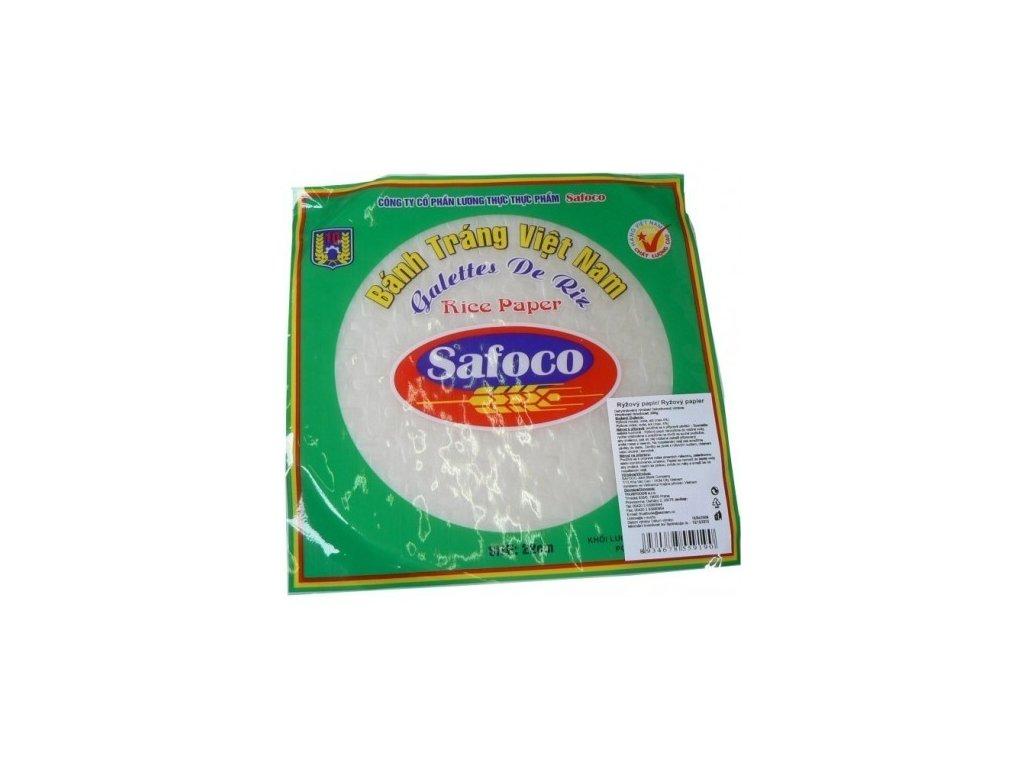 Papír rýžový 22cm 250 g SAFOCO