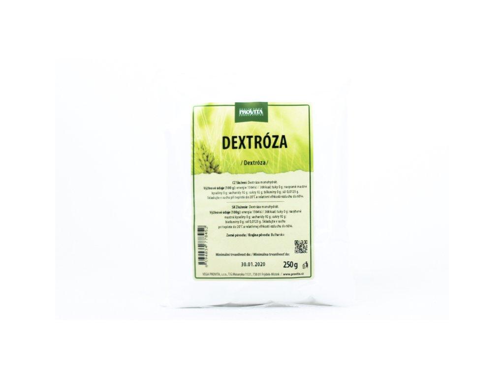 Dextróza 250 g PROVITA