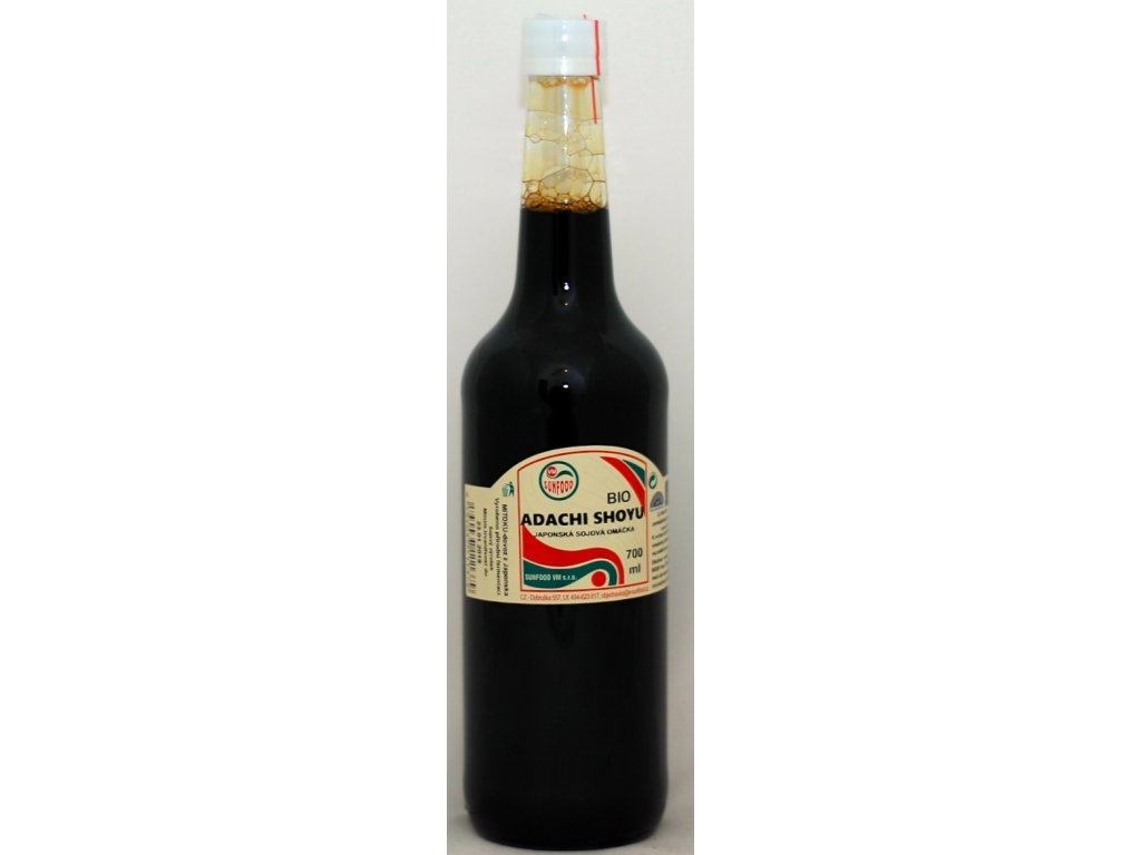 Adachi shoyu 700 ml BIO SUNFOOD