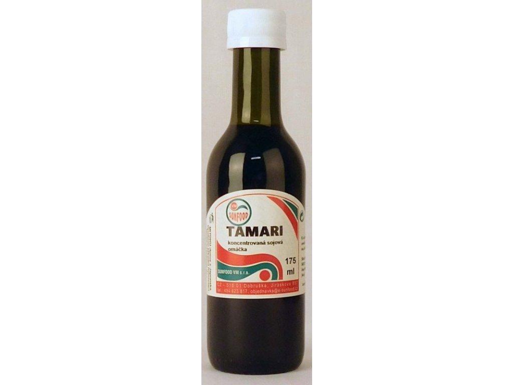 Tamari sojová omáčka 175 ml SUNFOOD