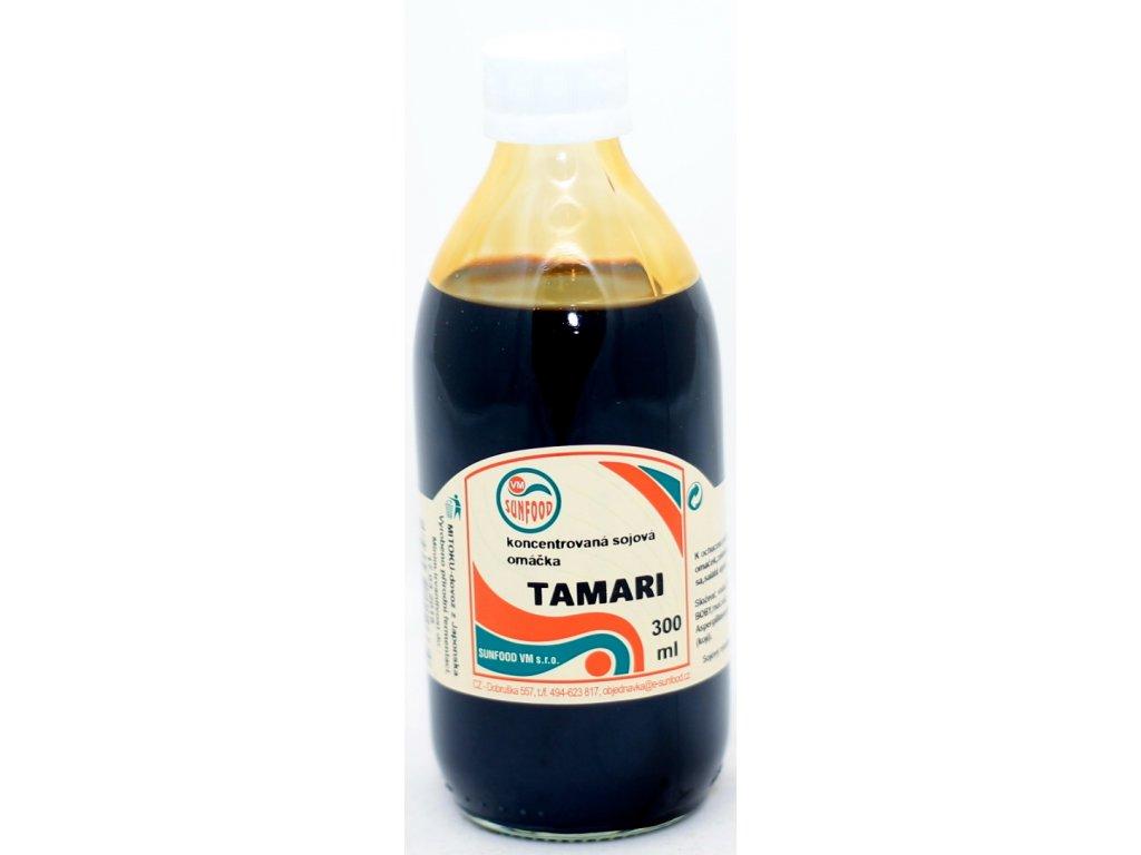 Tamari sojová omáčka 300 ml SUNFOOD