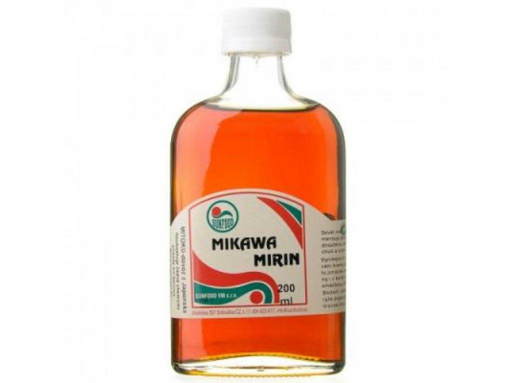 Mirin Mikawa 200 ml SUNFOOD