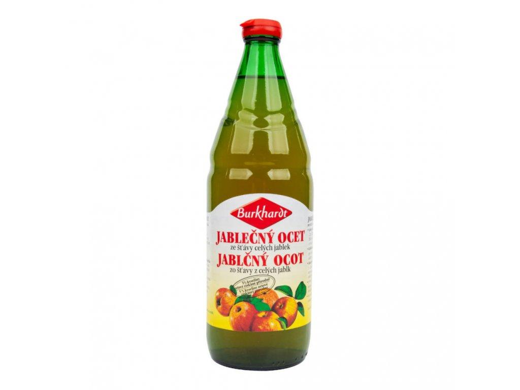 Ocet jablečný 5% 0,75 l BURKHARDT