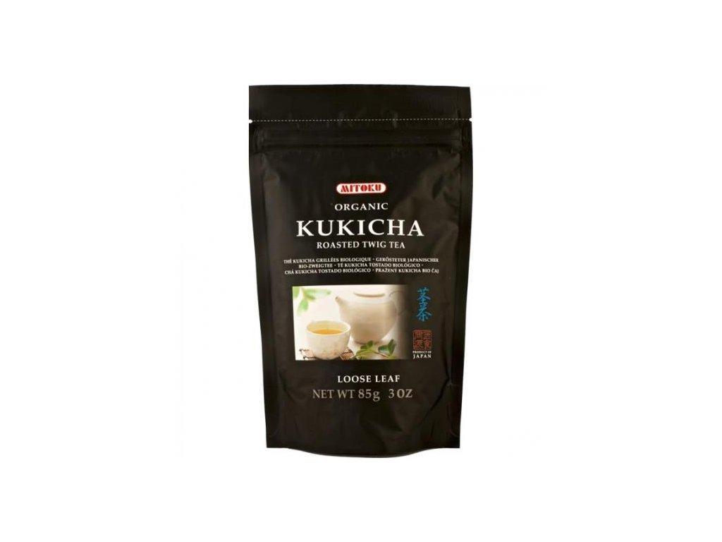 Čaj Kukicha 85 g BIO MITOKU