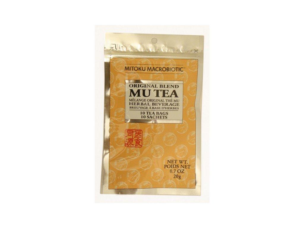 Čaj MU 16 bylinkový 40 g MITOKU