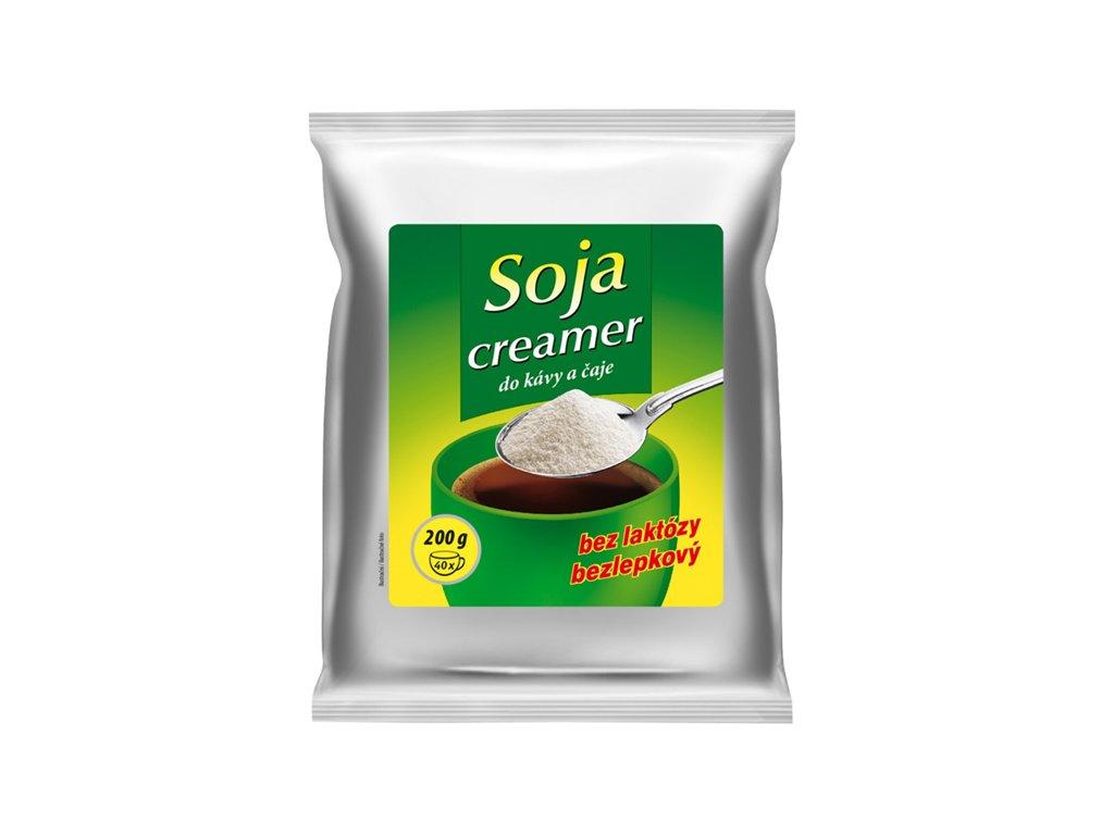 Soja Creamer 200 g MOGADOR