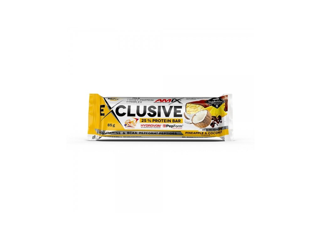Exclusive Protein bar Ananas-Kokos 85 g