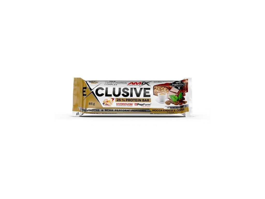 Exclusive Protein bar Mocca-Choco-Coffee 85 g