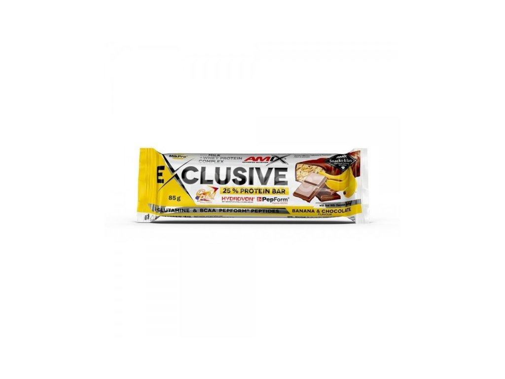 Exclusive Protein bar Banana-Chocolate 85 g