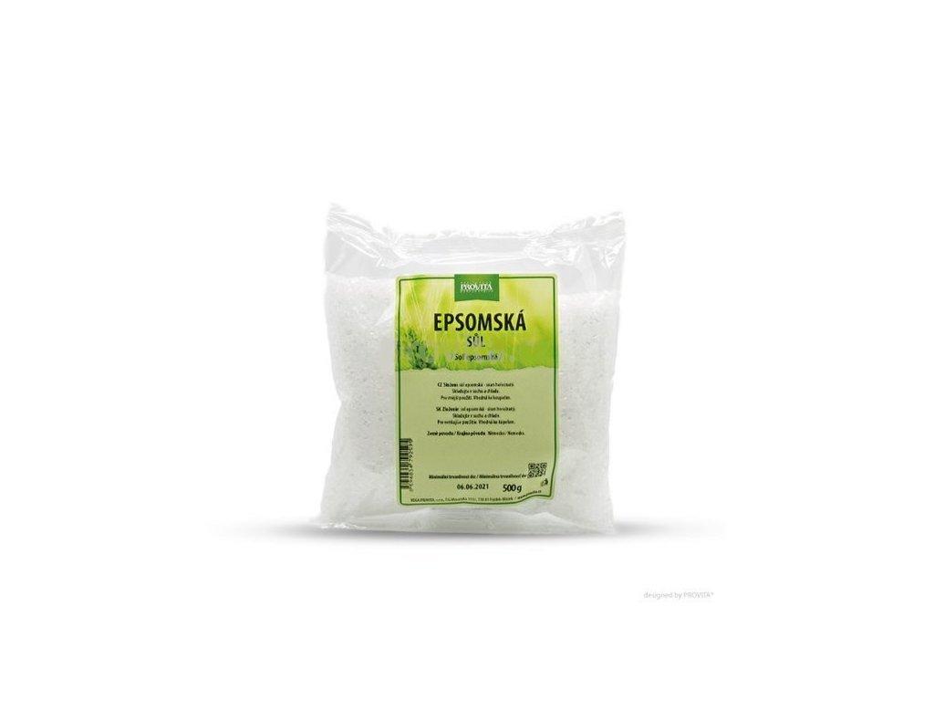 Sůl epsomská 500 g PROVITA