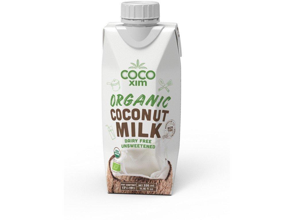 Kokosove mleko BIO COCOXIM 330 ml