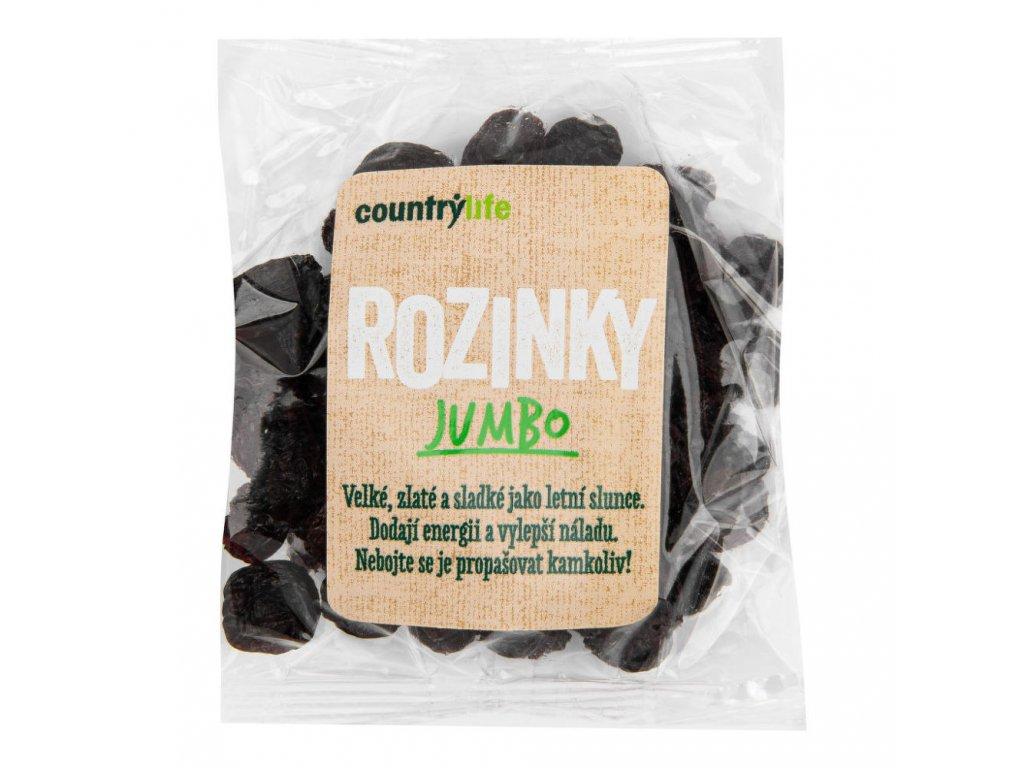 Rozinky jumbo COUNTRY LIFE 100 g