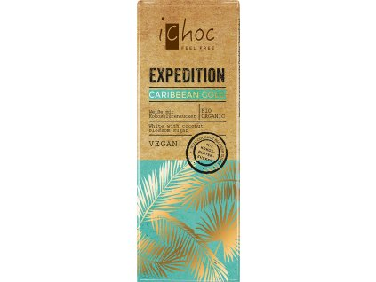 Caribbean Gold Expedition iChoc 50 g BIO