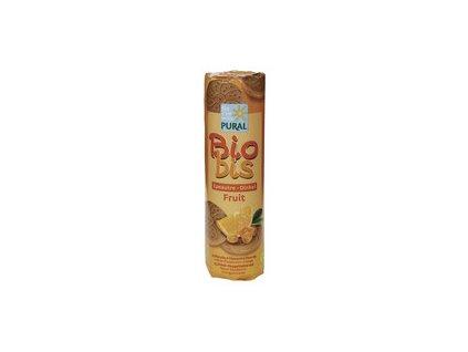 Pural BioBis 300 g špaldové-rakytníkové sušenky BIO VEGAN