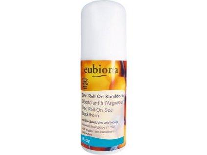 Eubiona deodorant roll-on rakytník-med 50 ml