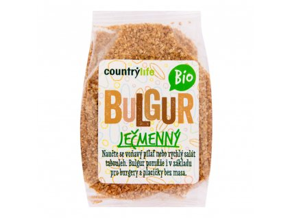 Bulgur ječmenný COUNTRY LIFE BIO 250 g