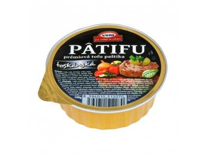 Paštika PATIFU toskánská VETO ECO 100 g