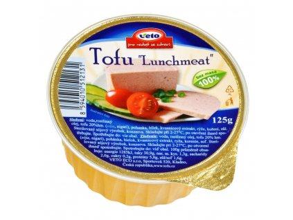 Tofu Lunchmeat VETO ECO 125 g