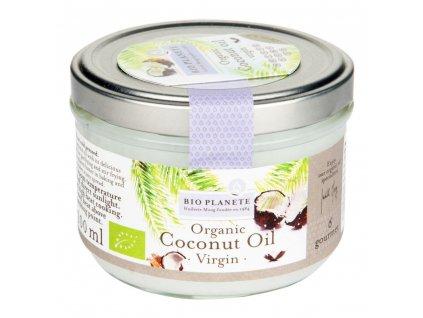 Olej kokosový BIO PLANETE BIO 200 ml