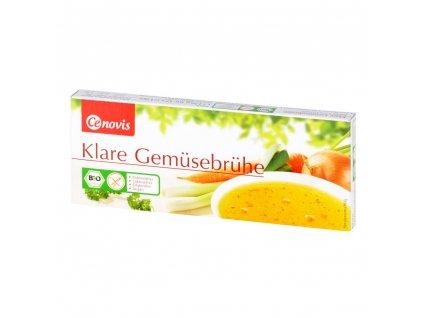 Bujon zeleninový kostky bezlepkový CENOVIS BIO 126 g