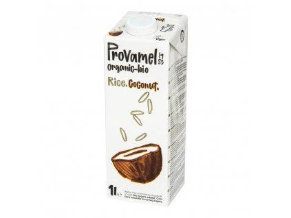 Nápoj rýžovo-kokosový PROVAMEL BIO 1 l