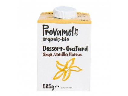 Dezert sójový vanilkový PROVAMEL BIO 525 g