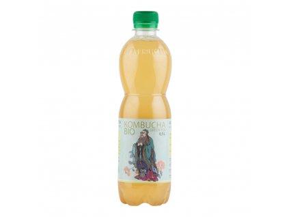 Kombucha green tea STEVIKOM BIO 500 ml