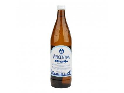 Vincentka léčivá minerální voda VINCENTKA 700 ml